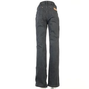 Wrangler jeans straight leg 31x34 tall